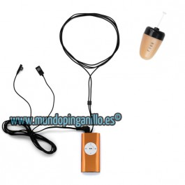 PINGANILLO VIP PRO mini + COLLAR MP3 CON PULSADORES