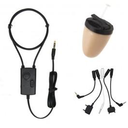 Pinganillo VIP + Collar de inducción LT2