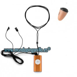 PINGANILLO VIP PRO + COLLAR MP3 CON PULSADORES