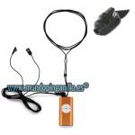 PINGANILLO BEMPY PRO 2 + COLLAR MP3 CON PULSADORES